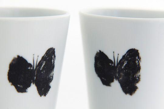 nolla -choucho- マグカップ | minä perhonen