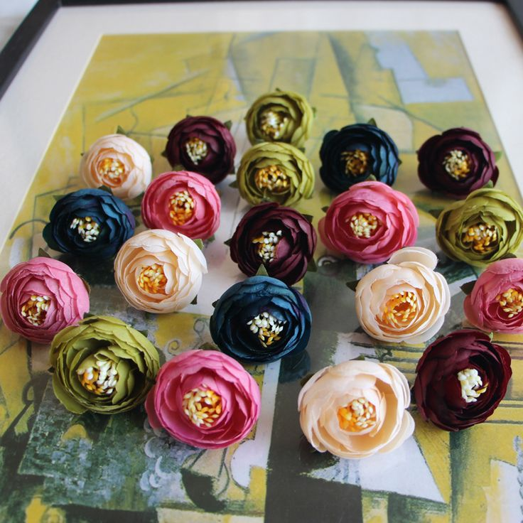 Find More Decorative Flowers & Wreaths Information about 40pcs/lot DIY Artificial Silk Simulation Flower Heads Diameter 4CM Mini Autumn spring Simulation Plants Wedding Home Decoration,High Quality decorate home games,China home made home decor Suppliers, Cheap decorative window films home from love myhome on Aliexpress.com