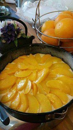 Ροδακινόπιτα #cookpadgreece #rodakinopita