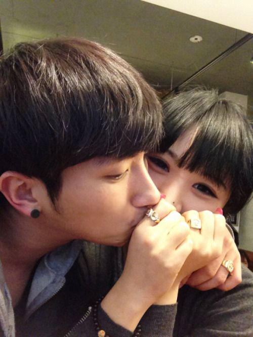 Ulzzang korean celebrities dating 4