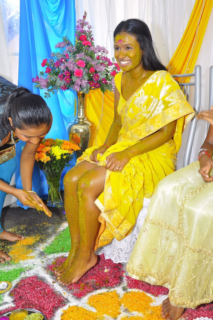 Nelengu celebration, pre-wedding, South Indian wedding festvities