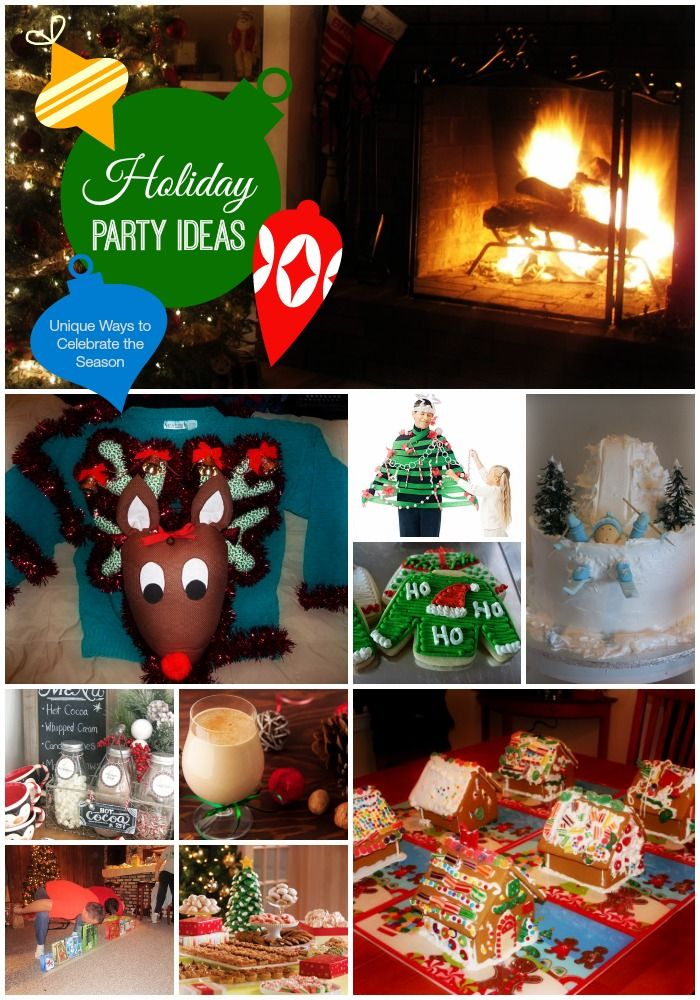 Fun Ideas For Office Christmas Party Part - 40: Holiday Party Themes: Unique Ways To Celebrate The Season. Holiday Party  ThemesChristmas Party Theme For AdultsHoliday FunHoliday PartiesHoliday  IdeasOffice ...