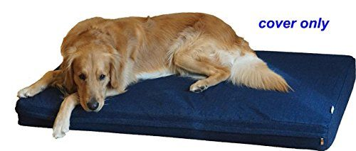 Dog Bed Covers - PetBed4Less DIY Durable Dog Bed Dog Pillow Pet Bed External Removable Case Small Medium to Super Large  8 sizes  Replacement Zipper Cover only >>> Check out the image by visiting the link. (This is an Amazon affiliate link)