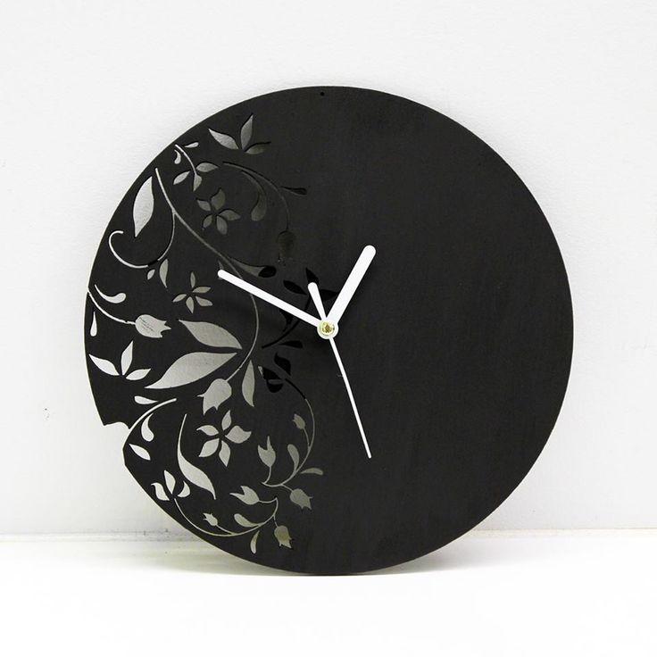 Wall Clock Floral Design : Best modern floral design ideas on