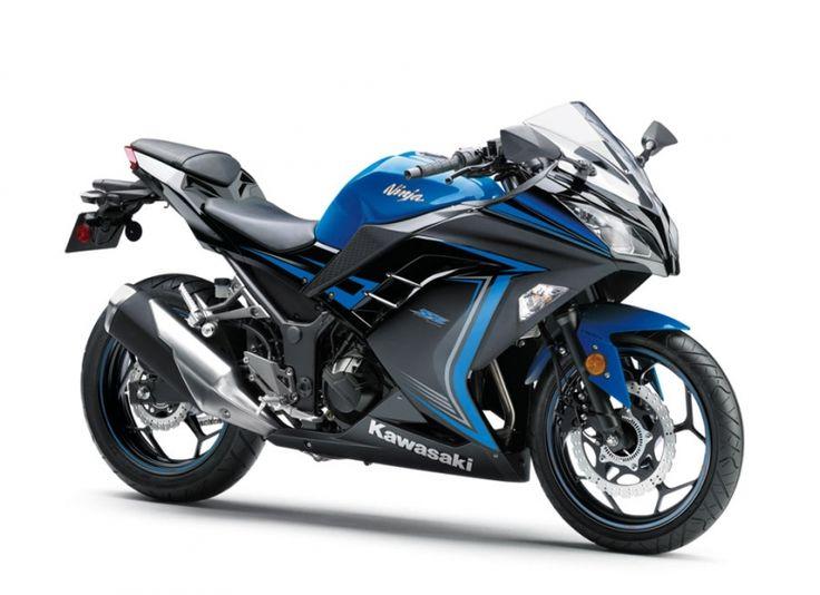 2015 KAWASAKI Ninja 300 ABS My dream bike<3