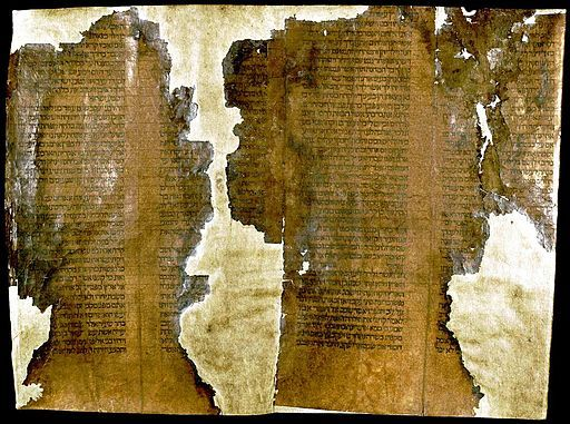 Ancient Torah scrolls. Christians and Jews: A Common Foundation in the Word of God - Stephanie Landsem