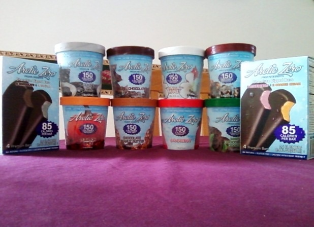 Arctic Zero Review and Giveaway - ends 9/12