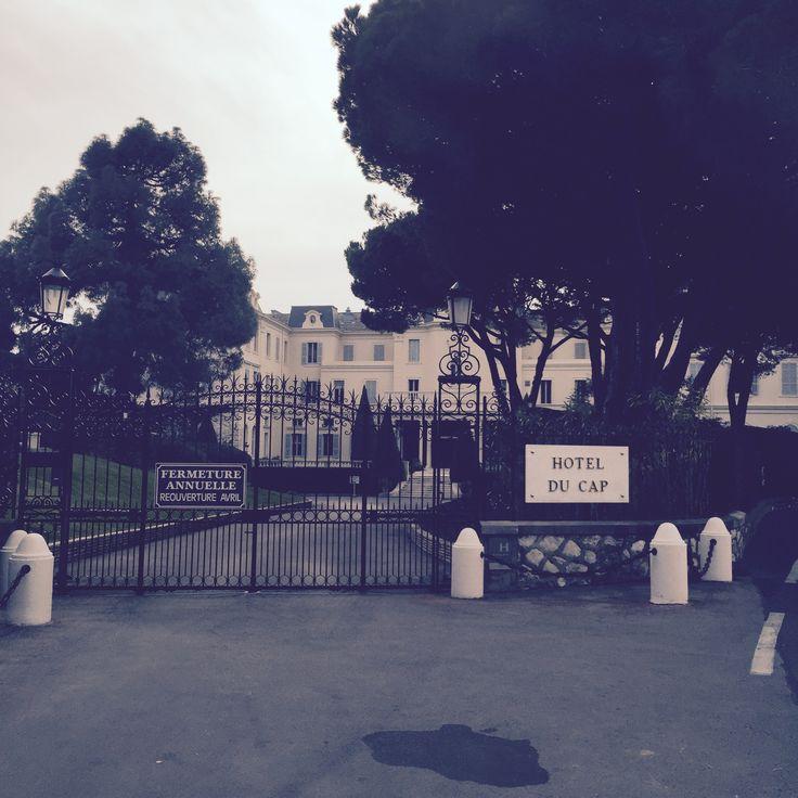 L'Hotel du Cap-Eden-Roc, l'hôtel des stars durant le festival de Cannes.