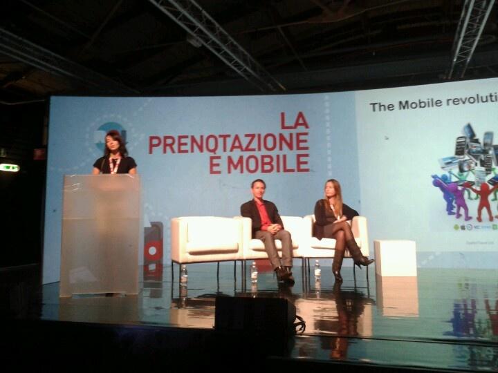 La prenotazione è mobile! #BTO2012