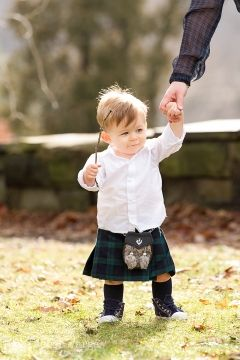 Kilt equals acceptable skirt for boys and men in mainstream culture. Is that because we have all seen films about manly Scottish men fighting in skirts,so kilts do not challenge our male gender norms?