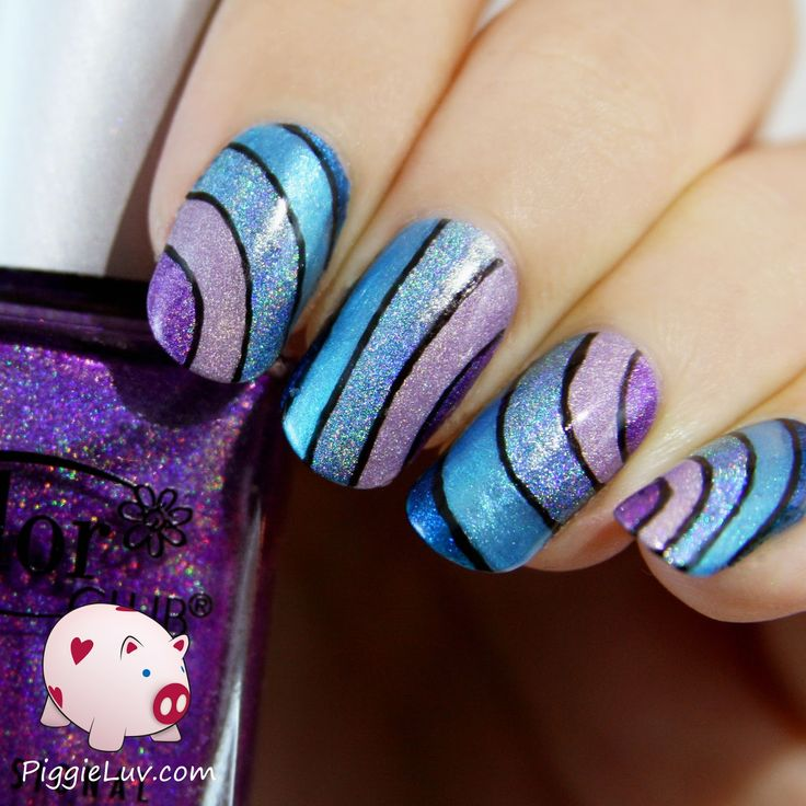 1000+ Images About Nail Art Holographic On Pinterest