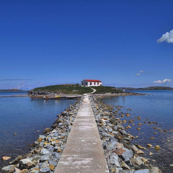 Άγιος Νικόλαος, Νέα Κούταλη | Λήμνος : Παύλος Πραβλής