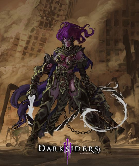 548 best images about Darksiders on Pinterest
