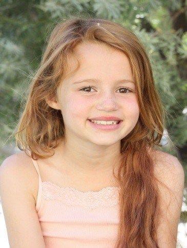 "Princess Francesca ""CeCe"" Lucille Salazar, Age 8, Princess of Portugal [FC: Maggie Elizabeth Jones] (adopted from Illea)"