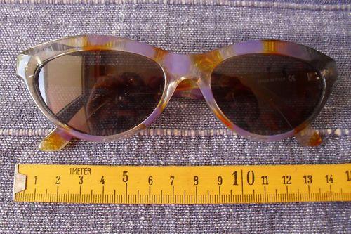 1 modische Retro Sonnenbrille neu Modell Nr.54 Brille