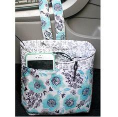 Tutorial: Car Diddy Bag