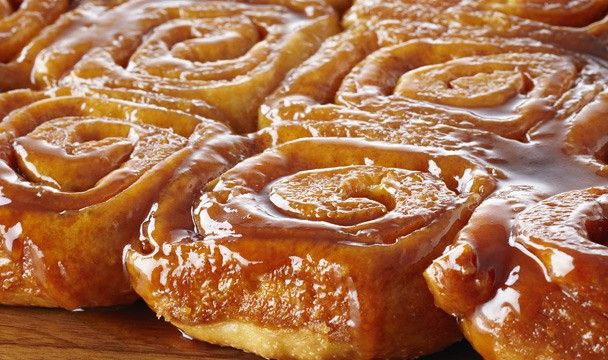 Classic Cinnamon Sticky Buns : Competitions : The Home Channel