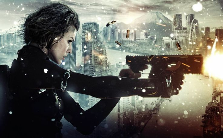 Resident Evil 5 Retribution  video HD Wallpaper