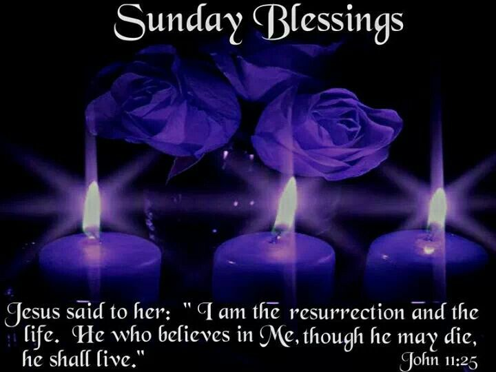 1000+ Images About Sunday Blessings On Pinterest