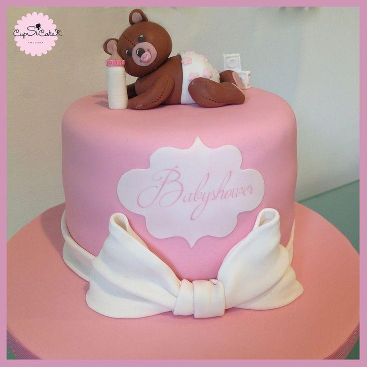 Gâteau de baby shower
