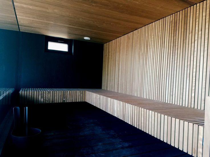 Sauna. Alvardag.