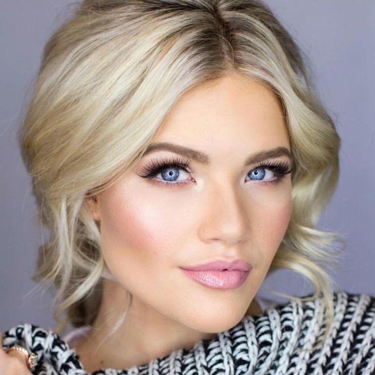 Augen Make-up ist der Schwerpunkt des gesamten Make-up. Hier sind viele …   – Makeup
