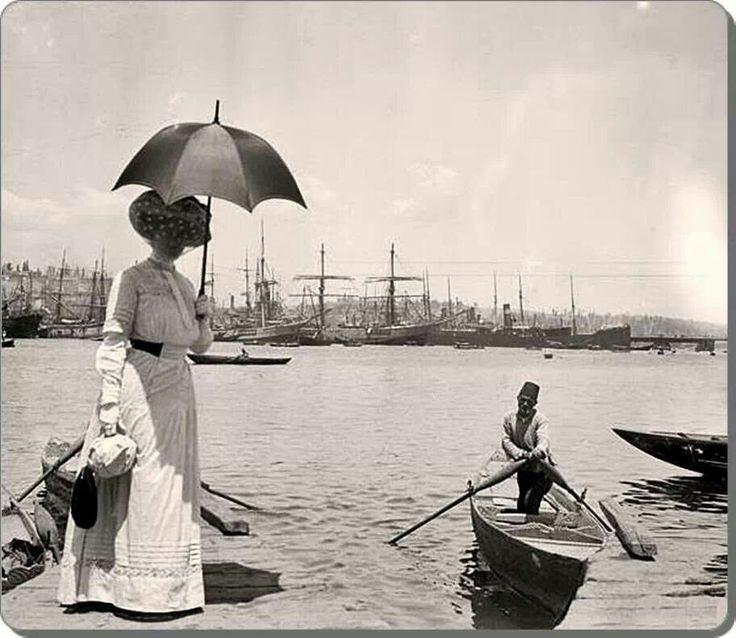 Halic/istanbul 1902