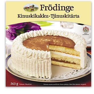 Kinuskikakku  Frödinge Mejeri