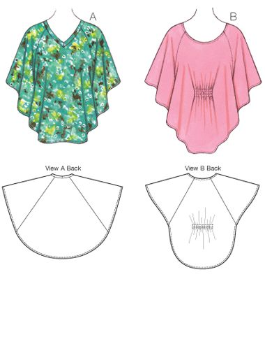 pattern -DIY Free Spirit Tunic Top