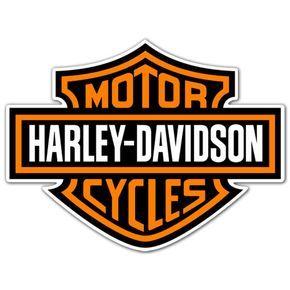Pegatinas: Harley Davidson 1