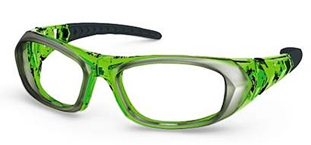 UVEX prescription safety glasses and sports sunglasses for industrial use