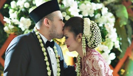 Pernikahan Adat Betawi ala  Rannisa dan Glen