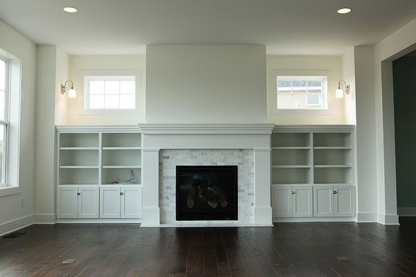 1000 Ideas About Fireplace Bookcase On Pinterest