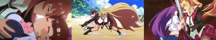 Valkyrie Drive: Mermaid VOSTFR BLURAY | Animes-Mangas-DDL