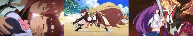Valkyrie Drive: Mermaid VOSTFR BLURAY   Animes-Mangas-DDL