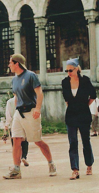 September-October 1996 – the Turkish honeymoon | Remembering Carolyn