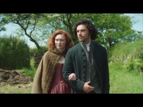 POLDARK: Memorable Moments with Ross and Demelza (Series 1) - YouTube