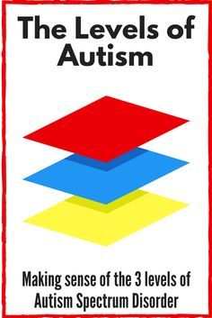 The Levels of Autism | Making Sense of the 3 Levels of Autism Spectrum Disorder