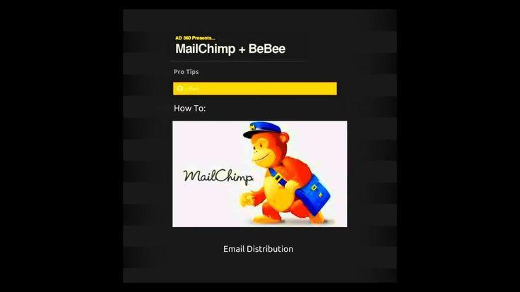 BeBee + MailChimp - The Honey Distribution Networks. #bebee #MailChimp #Distribution