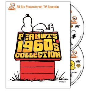 Charles Schultz's classic cartoons in a DVD format.: Charli Brown Christmas, Charlie Brown Christmas, Peanuts, Peanut 1960 S, 1960 S Collection, Collection Dvd, Peanut 1960S, Charli Brownpeanut, 1960S Collection