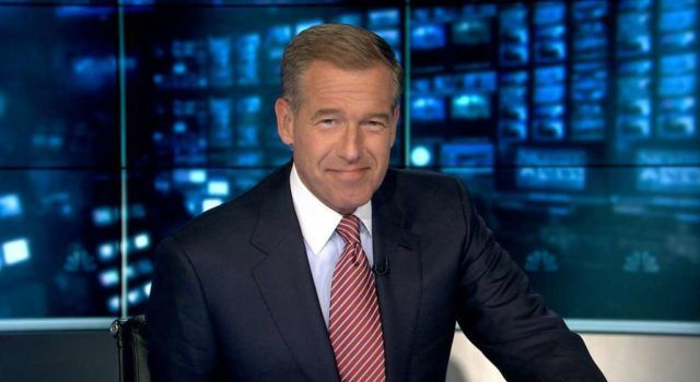 """""""GODFATHER OF FAKE NEWS"""" Brian Williams Calls Syrian Airstrikes """"Beautiful""""…Instantly Gets DESTROYED On Twitter"""
