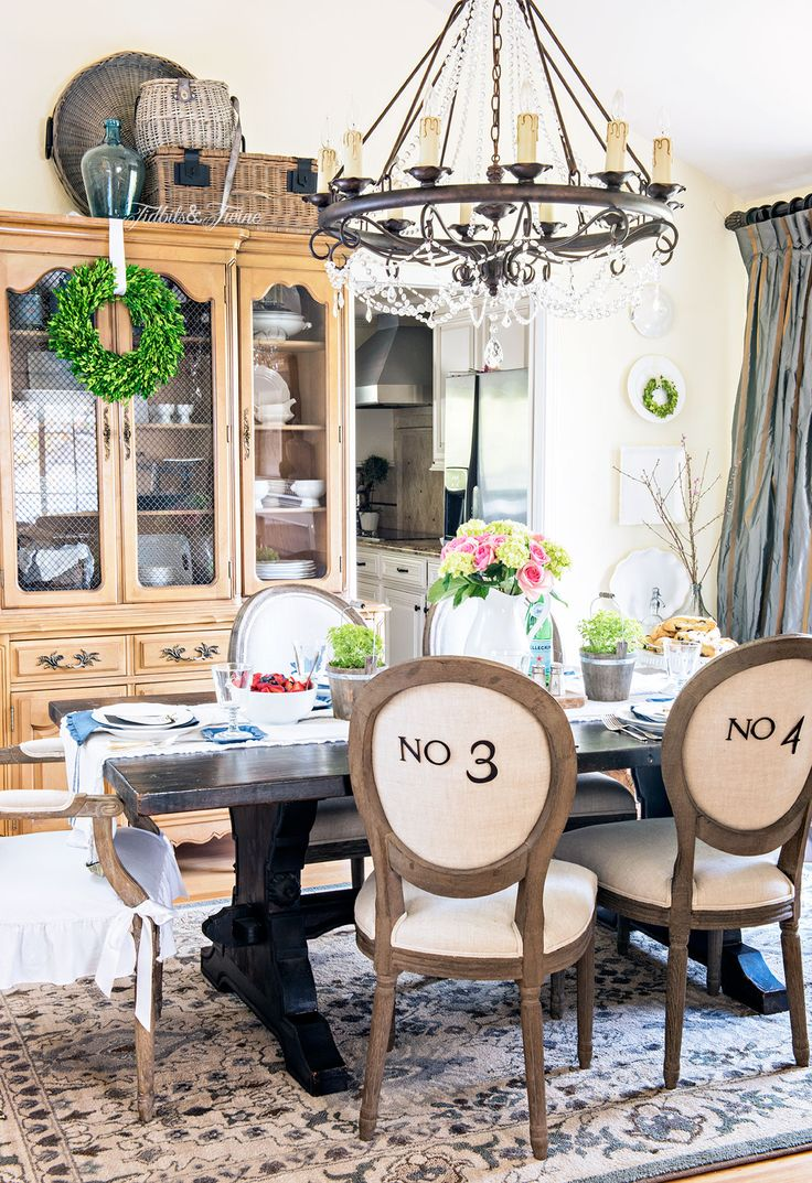 Come take my full house tour! I call my personal decorating style Casual Elegance - a little bit Traditional, mixed with French Vintage and Industrial Chic to create an elegant space with a lived in look.