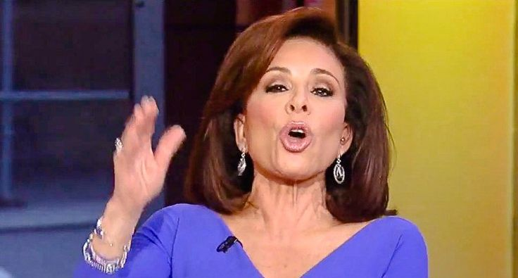 Appearing on Fox & Friends on Friday morning, weekend Fox News host Jeanine Pirro warned that, should prosecutors indict a Trump family member on criminal charges, there will be hell to pay wit… Thanks Jeanine Pirro for admitting they're all guilty, and now you can go F#%K yourself you ridiculous unpatriotic cow.