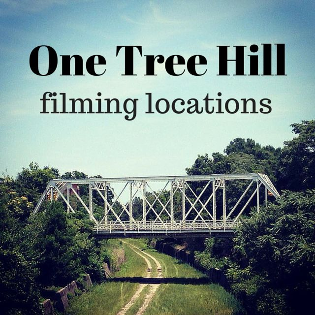 One Tree Hill filming locations