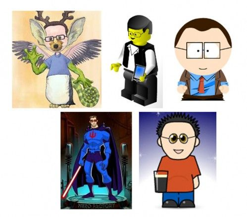 Danny Nicholson of The Whiteboard Blog recommends many places where your students (and you!) can create your own avatars