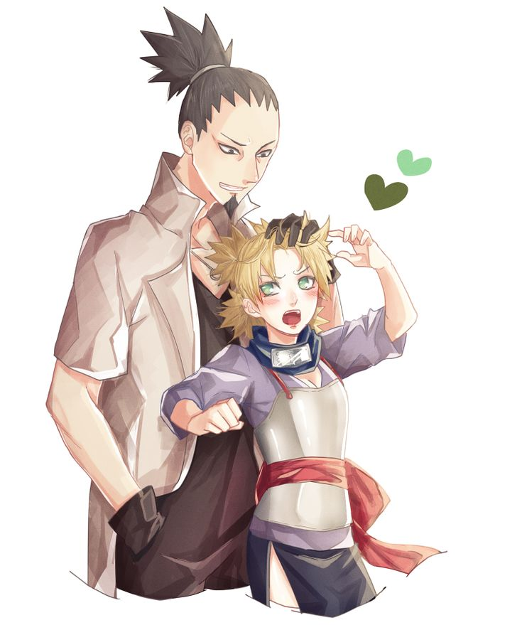 You porn shikamaru y temari — photo 11