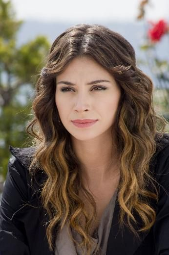 Turkish Actress, Begüm Birgören