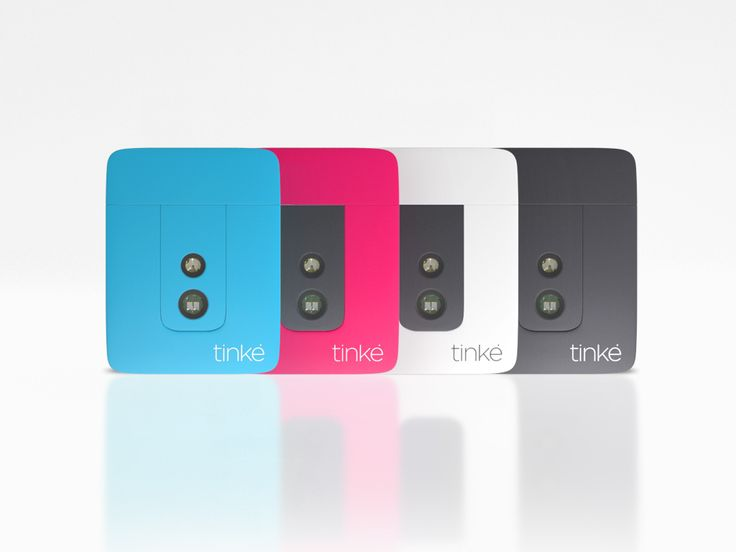 """Tinké. Measures heart rate, breathing rate, blood oxygen level and heart rate variability (HRV).  Calculates a vita (fitness) index and a zen (stress) index.  Plug into an iphone and then place your thumb on the device. """"Works on the basis of detecting changes in skin blood volume."""" From Zensorium."""