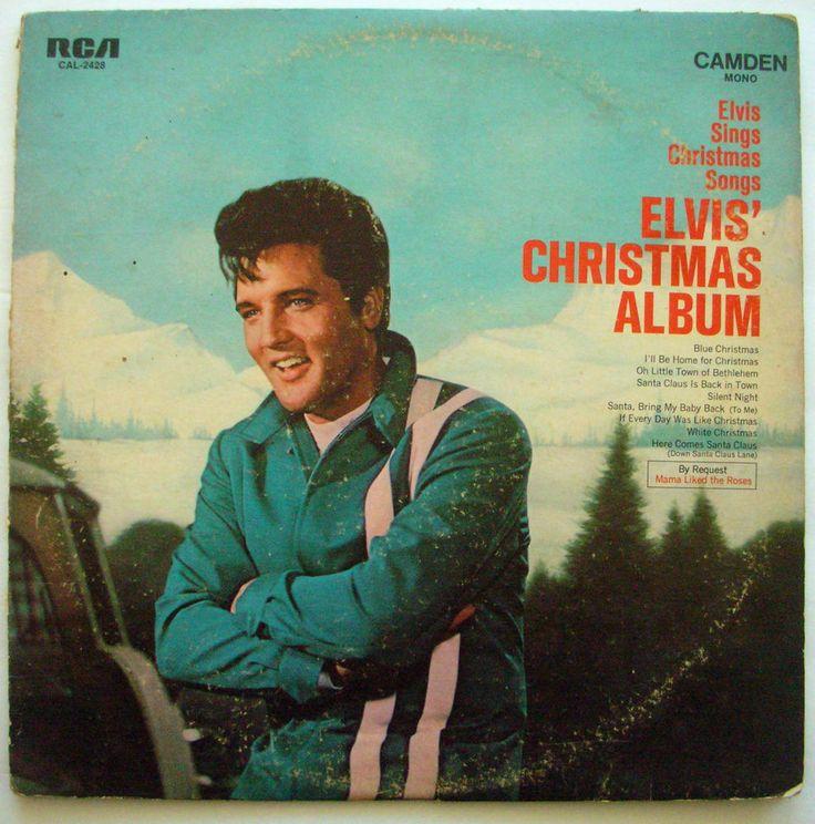 """Résultat de recherche d'images pour """"elvis christmas rarities"""""""