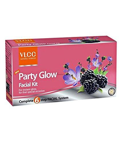 VLCC Party Glow Facial Kit SD - With Complementary Gifts!!